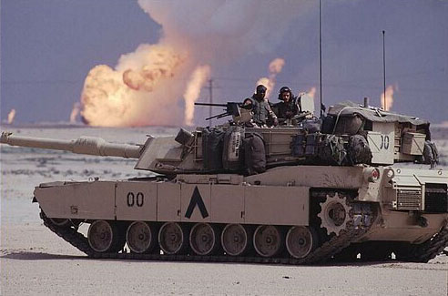 the historical background of the persian gulf war