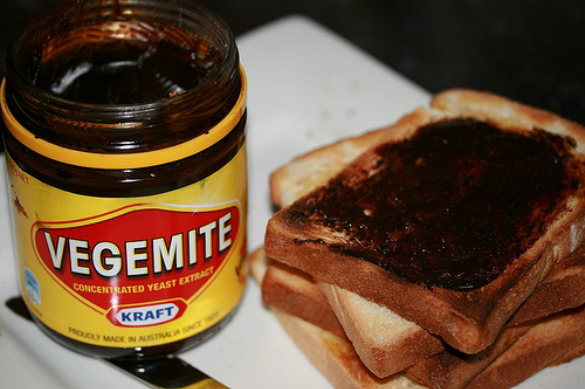 vegemite taste good