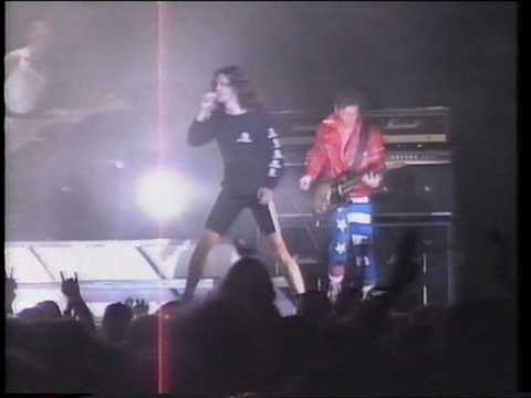 INXS - Don't Change - Live in San Francisco - 1988
