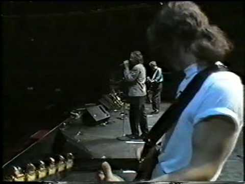 INXS - Soundcheck - Royal Albert Hall - 24th June 1986