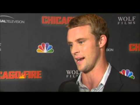 Chicago Fire World Premiere Party Jesse Spencer