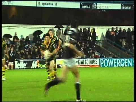 Спорт - 2004 Rugby League Tri Nations Game 2 - Australia v New Zealand