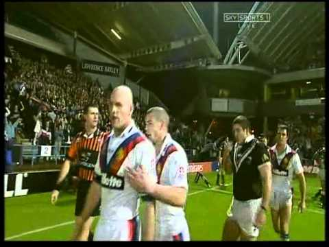 Спорт - 2004 Rugby League Tri Nations Game 4 - Great Britain v New Zealand