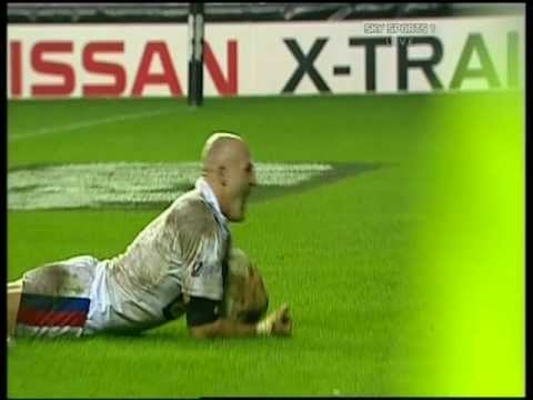 Спорт - 2004 Rugby League Tri Nations Game 5 - Great Britain v Australia
