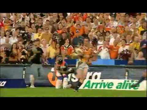Спорт - 2005 NRL Grand Final - Wests Tigers v North Queensland Cowboys