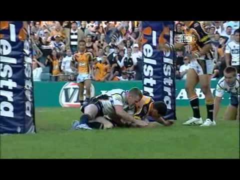 Спорт - 2005 NRL semi final - Wests Tigers v Brisbane Broncos