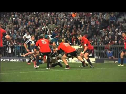 Super Rugby - 2011 Super Rugby Semi-Final - Stormers vs Crusaders - Part 3 / 5