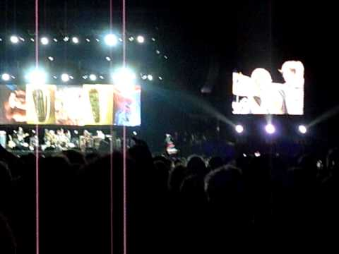 Формула 1 - The Who - Pinball Wizard Live in Melbourne after the 2009 Australian GP