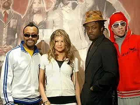 Клипы - Black Eyed Peas - For The People