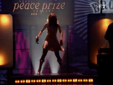Клипы - Jennifer Lopez - Jenny From The Block [Live Nobel Peace Prize Concert]