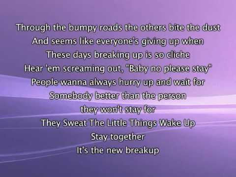 Клипы - Jennifer Lopez - Stay Together, Lyrics In Video