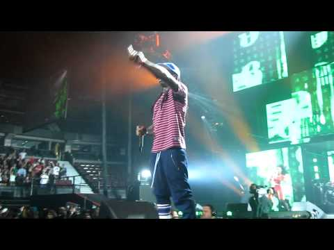 Клипы - Lil Wayne & Mack Maine - Got Money - Live in Ottawa