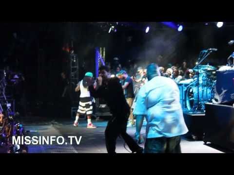 Клипы - Lil Wayne x Drake x DJ Khaled x Rick Ross at Hot97 SummerJam 11