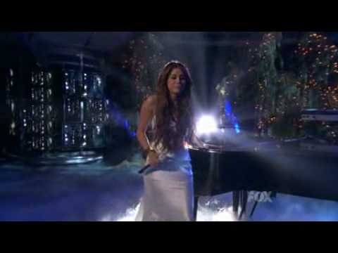 Клипы - Miley Cyrus - When I Look At You Live - American Idol 2010