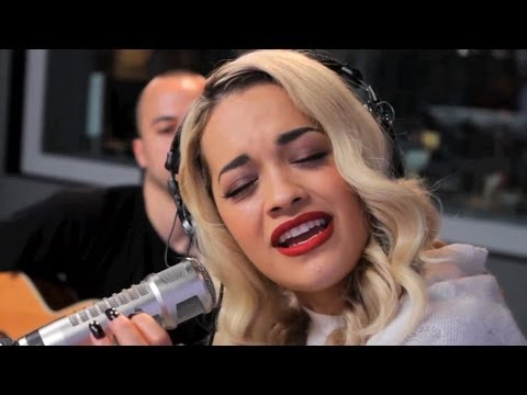 Клипы - Rita Ora - R.I.P. (Acoustic) | Performance | On Air With Ryan Seacrest