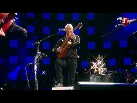 Клипы - Sting - Mesagge In A Bottle - Viña del Mar 2011 HD