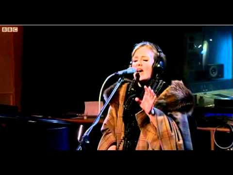 Клипы - Adele - Don't You Remember Live Lounge