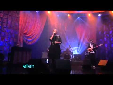 Клипы - Adele's Rolling in the Deep On The Ellen Show - Adele Rolling In The Deep HD Video