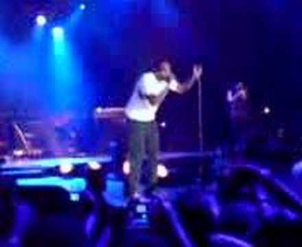 Клипы - Chris Brown Live NRJ Music Tour 2007 Nürnberg 2