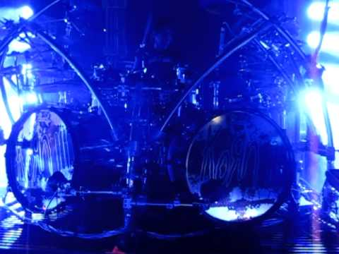 Клипы - KoRn: Ray Luzier - Soundcheck - Helmet In The Bush - 24.09.2010 (munich)