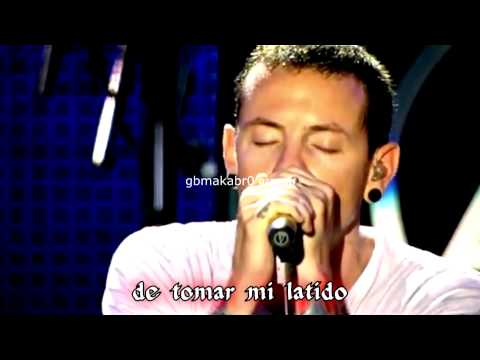 Клипы - Linkin Park - Leave Out All The Rest LIVE (subtitulado en español)