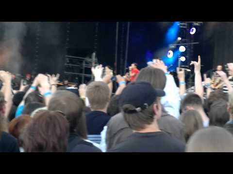 Клипы - Linkin Park live in Moscow 23-06-2011 - Crawling