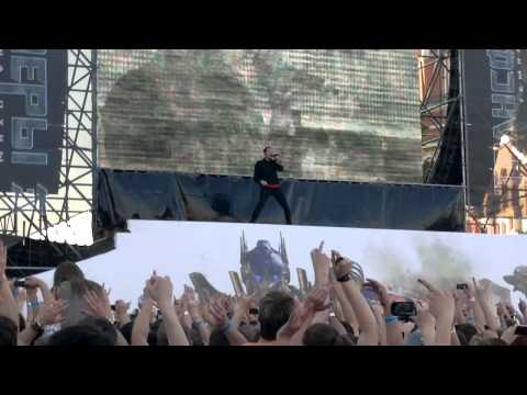 Клипы - Linkin Park live in Moscow 23-06-2011 - Faint
