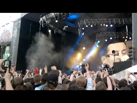 Клипы - Linkin Park live in Moscow 23-06-2011 - In the End