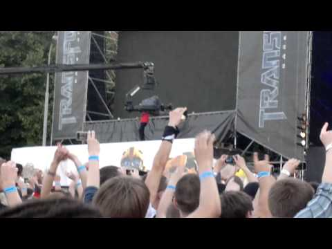 Клипы - Linkin Park live in Moscow 23-06-2011 - Numb