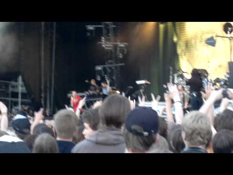 Клипы - Linkin Park live in Moscow 23-06-2011 - The Catalyst