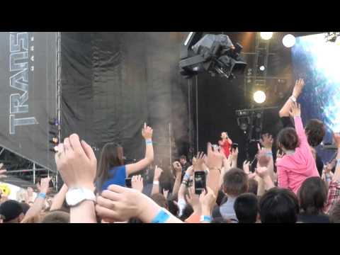 Клипы - Linkin Park live in Moscow 23-06-2011 - Waiting for The End