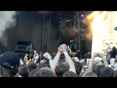 Клипы - Linkin Park live in Moscow 23-06-2011 - What I've Done & Bleed it Out