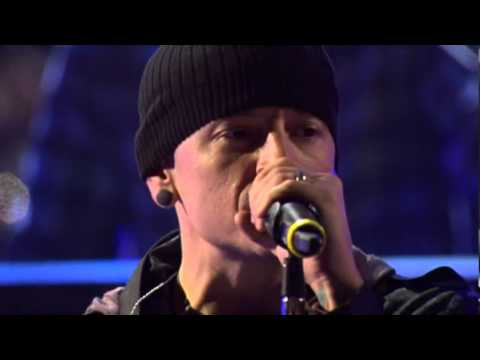 Клипы - Linkin Park - Shadow Of The Day (Live in Madrid, Spain - 07.11.2010)