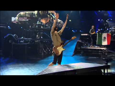 Клипы - Linkin Park - What I've Done (Live In Monterrey, Mexico, MTV World Stage 2012) [Full HD 1080p]