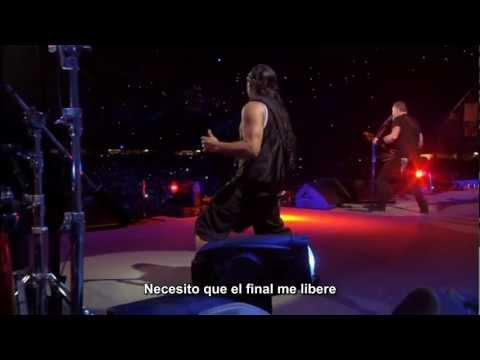 Клипы - Metallica - Fade To Black [Live Mexico City 2009 HD] (Subtitulos Español)
