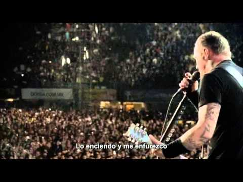 Клипы - Metallica - Fuel [Live Mexico City 2009 HD] (Subtitulos Español)
