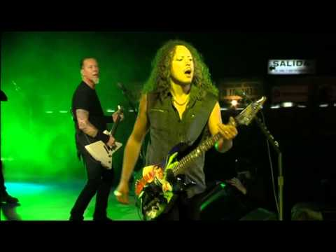 Клипы - Metallica - Harvester Of Sorrow [Live Mexico City 2009 HD] (Subtitulos Español)