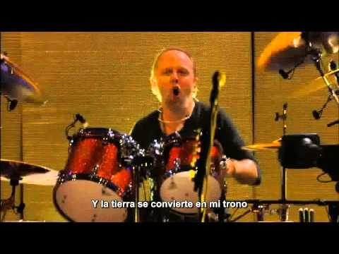 Клипы - Metallica - Wherever I May Roam [Live Mexico City 2009 HD] (Subtitulos Español)