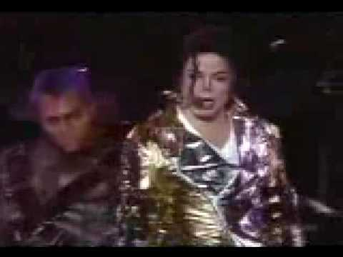 Клипы - Michael Jackson In the closet live in Auckland