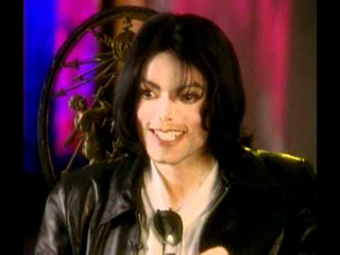 Клипы - MICHAEL JACKSON - MTV Interview 1999  Full  HQ