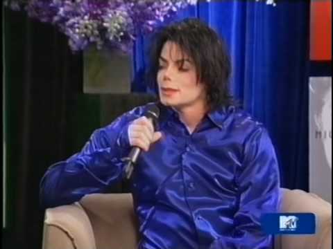 Клипы - Michael Jackson MTV TRL Interview 2001