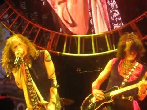 Клипы - Aerosmith-Rats in the Cellar-Atlanta 7/26/12