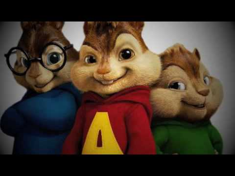 Клипы - Alvin & The Chipmunks - Little Freak (Usher & Nicki Minaj)