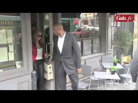 Клипы - Beyoncé and Jay-Z  - romantic dinner in Paris HD