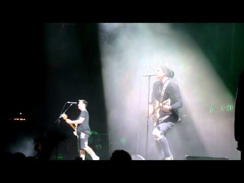 Клипы - Blink-182 - Dumpweed - Sept. 7, 2011 - Xcel Energy Center - St. Paul