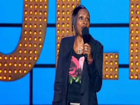 Клипы - Gina Yashere Live At The Apollo