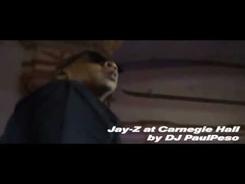 Клипы - Jay Z at Carnegie Hall.mp4