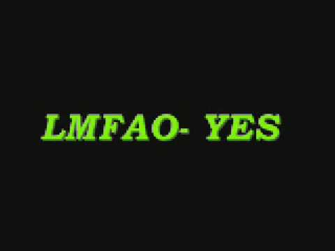 Клипы - lmfao- yes + lyrics