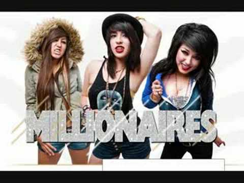 Клипы - Millionaires - Martinis and Mixed Feelings NEWW SONG!!