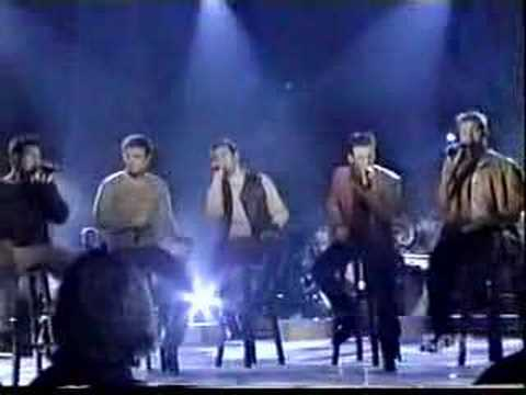Клипы - NSYNC- I'll Be Good For You (Ntimate Holiday Special)